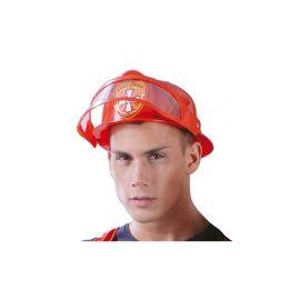 Casco jefe bomberos
