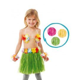 Kit hawaiana infantil