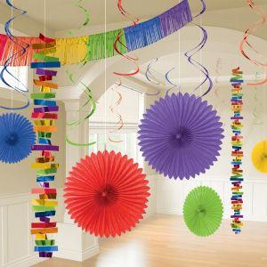Kit decoracion colores surt