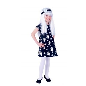 Disfraz fantasmita infantil