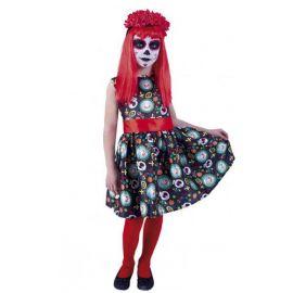 Disfraz guadalupe dia de los muertos