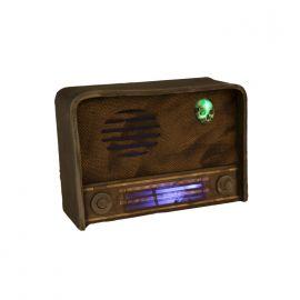 Radio terror con luz y sonido