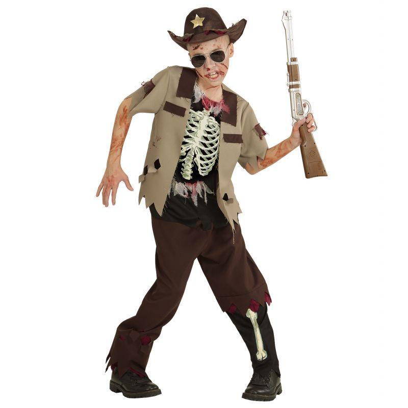 disfraz de vaquero zombie para niños 60f1945fde2