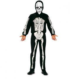 Disfraz esqueleto 3-4
