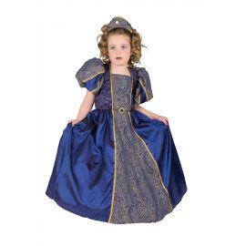 Disfraz princesa lady blue