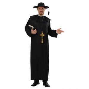 Disfraz sacerdote