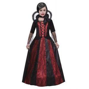 Disfraz vampira victoria infantil
