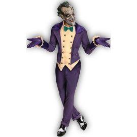 Disfraz joker deluxe con mascara