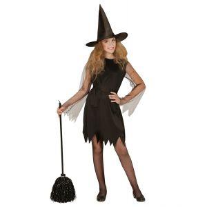 Disfraz bruja negra inf