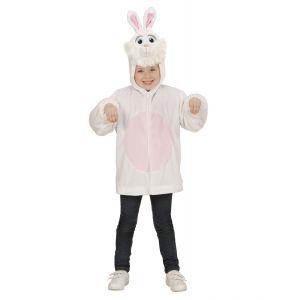 Disfraz conejo infantil cremallera