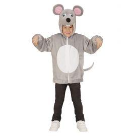 Disfraz ratón infantil cremallera