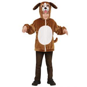 Disfraz perro infantil cremallera
