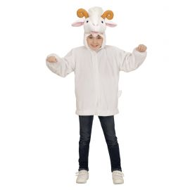 Disfraz cabra infantil cremallera