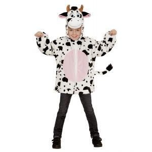 Disfraz vaca infantil cremallera