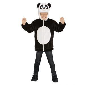 Disfraz oso panda infantil cremallera