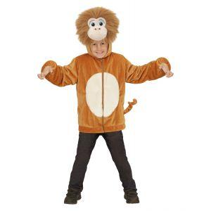 Disfraz mono infantil cremallera