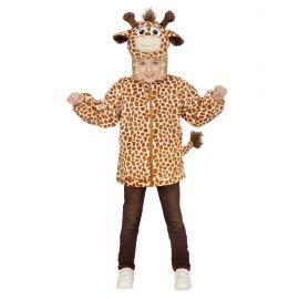 Disfraz jirafa infantil cremallera