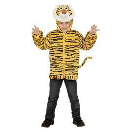 Disfraz tigre infantil cremallera