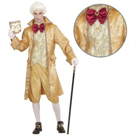 Disfraz aristocrata veneciano