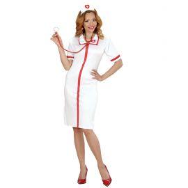 Disfraz enfermera blanca