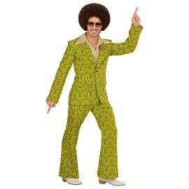 Disfraz groggy años 70 chico