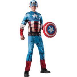 Disfraz capitan america clasico