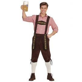 Disfraz bavaro adulto