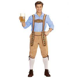 Disfraz tiroles bavaro