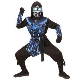 Disfraz cyber ninja