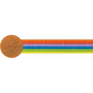 Crepe multicolor