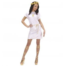 Disfraz romana griega