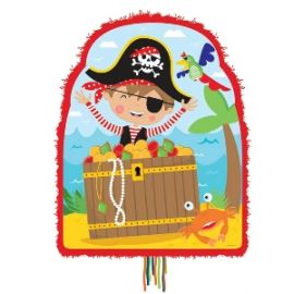Piñata pirata volumen
