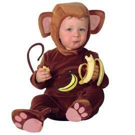 Disfraz bebe mono 1-2 años