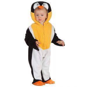 Disfraz bebe pinguino 1-2 años