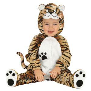 Disfraz bebe tigre 1-2 años