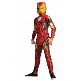 Disfraz iron man avengers