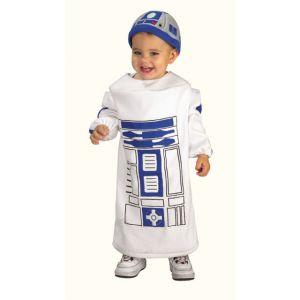 Disfraz r2d2 infantil star wars 1-2 años