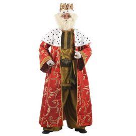 Disfraz rey mago melchor super calidad