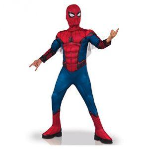 Disfraz spiderman homecoming