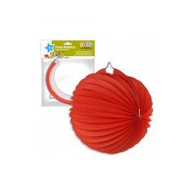 Farol rojo 30 cm