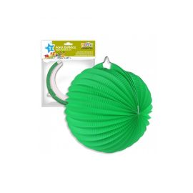 Farol 30 cm verde