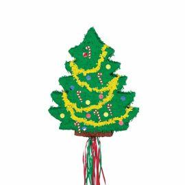 Piñata árbol de Navidad