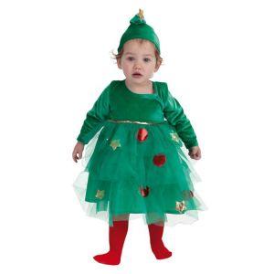 Disfraz bebe arbol de navidad