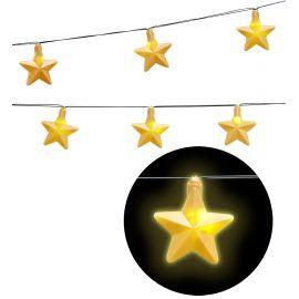 Guirnalda estrellas luz 2.5 m