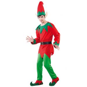 Disfraz elfo adulto