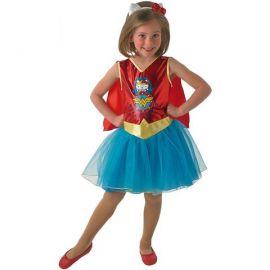 Disfraz hello kitty supergirl