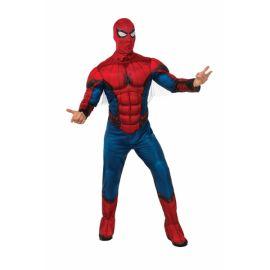 Disfraz spiderman musculos homecoming ad