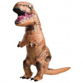 Disfraz hinchable t-rex adt