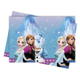 Mantel Frozen plástico 120x180
