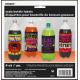 Etiquetas botellas halloween